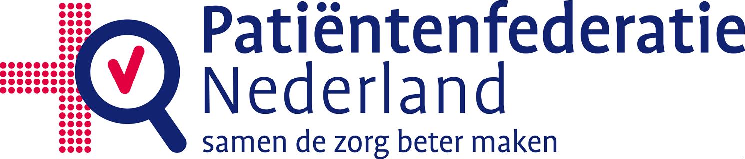 Afbeeldingsresultaat voor patientenfederatie nederland logo